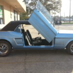 1965-ford-mustang-convertible-modified-doors--we-replaced-the-convertible-top_15034298727_o